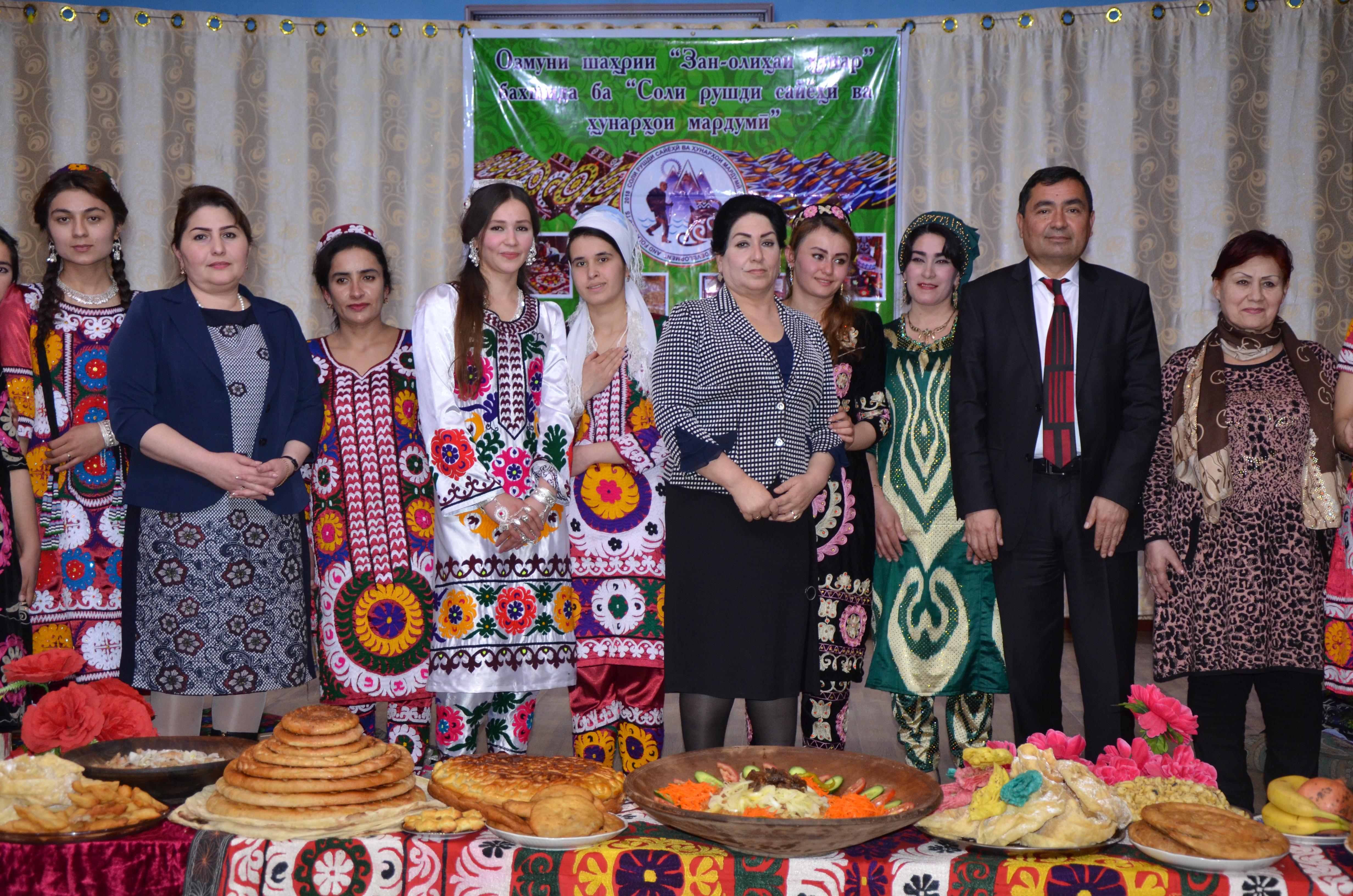 Молодёжь и национальные традиционные ремёсла